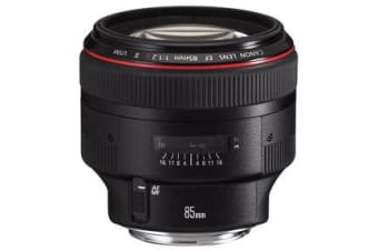New Canon EF 85mm f/1.2L II USM Lens 85 1.2 (FREE DELIVERY + 1 YEAR AU WARRANTY)