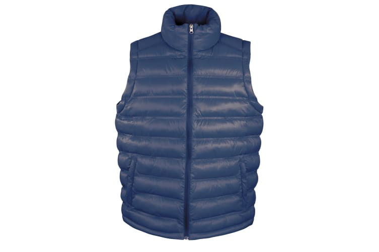 Result Urban Outdoor Mens Ice Bird Padded Gilet (Navy) (M UK)