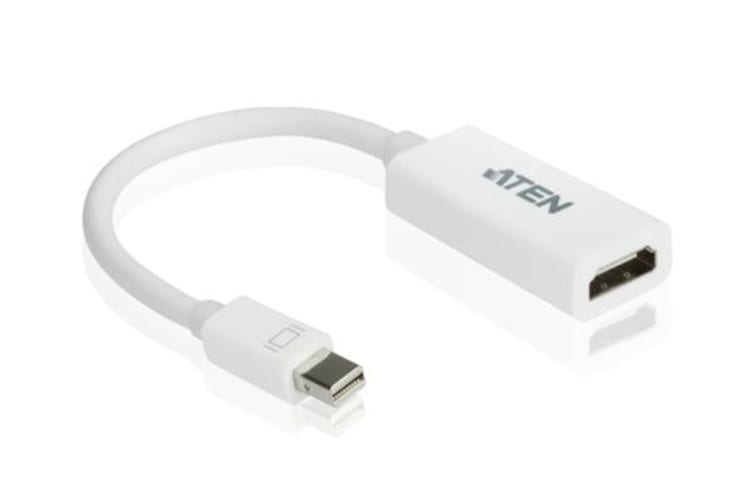 Aten VanCryst Mini DisplayPort to HDMI Adapter