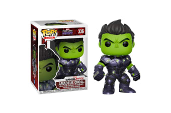 Future Fight Amadeus Cho as Hulk Pop! Vinyl