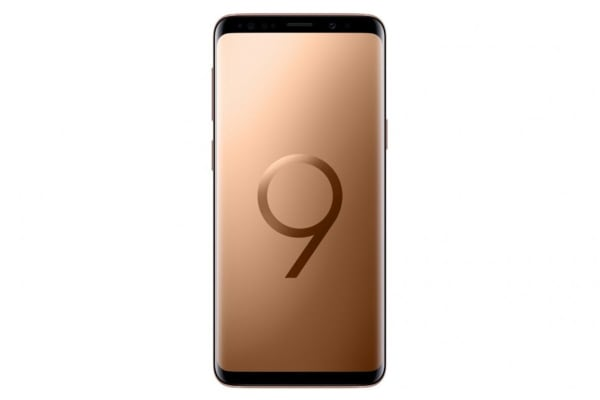 Samsung Galaxy S9 (256GB, Sunrise Gold)