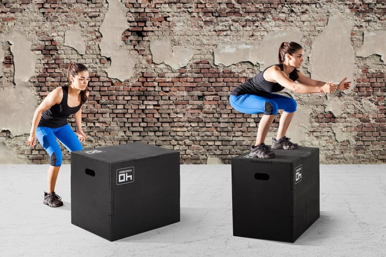 Fortis Plyometric Box
