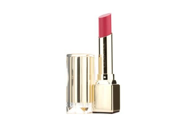 Clarins Rouge Eclat Satin Finish Age Defying Lipstick - # 04 Tropical Pink (3g/0.1oz)