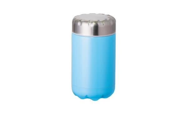 Avanti Stainless Steel Vacuum Food Flask 500ml Turquoise Blue