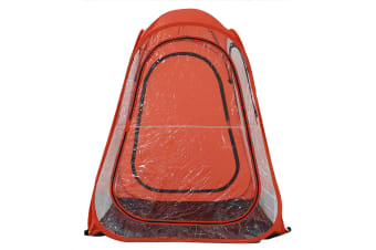 Spectator Pop-up Tent | Double | 2 Assorted Colours