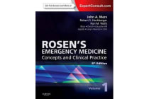 Rosen's Emergency Medicine - Concepts and Clinical Practice, 2-Volume Set - Expert Consult Premium Edition - Enhanced Online Features and Print