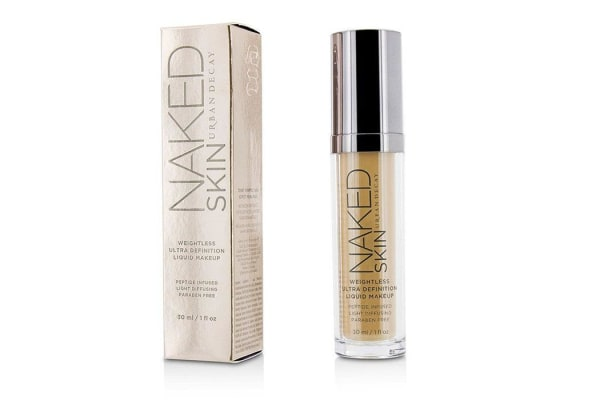 Urban Decay Naked Skin Weightless Ultra Definition Liquid Makeup - #1.0 (30ml/1oz)