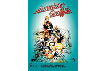 American Graffiti DVD Region 4