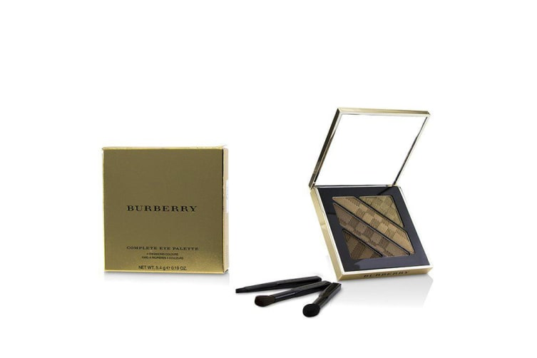 Burberry Complete Eye Palette (4 Enhancing Colours) - # No. 28 Gold Shimmer 5.4g/0.19oz
