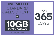 Kogan Mobile Prepaid Voucher Code: LARGE (365 Days | 10GB Per 30 Days)