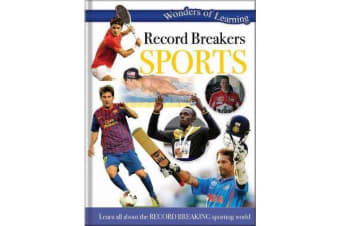 Wonders of Learning: Discover Record Breakers Sport - Reference Omnibus