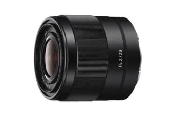 New Sony SEL28F20 FE 28mm f/2 Lens (FREE DELIVERY + 1 YEAR AU WARRANTY)