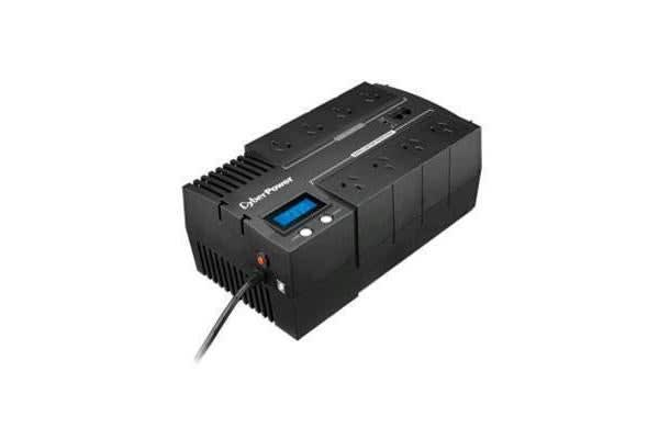 CyberPower BR700ELCD 700VA/390W Line Interactive UPS with LCD Display (Tower)  UPS