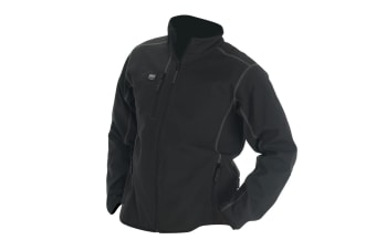 Helly Hansen Madrid Softshell Jacket / Mens Workwear (Black)