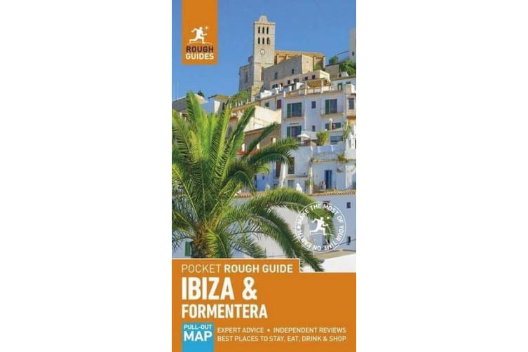 Pocket Rough Guide Ibiza and Formentera (Travel Guide)