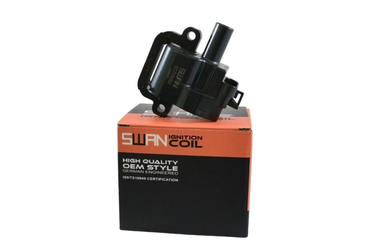 Pack of 8 - SWAN Ignition Coil for HSV Avalanche, Clubsport inc R8, Coupe (5.7L)