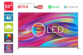"55"" OLED Smart 4K HDR TV"