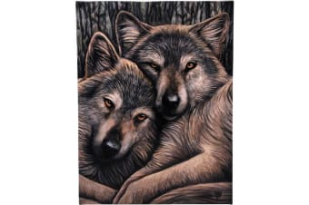 Lisa Parker Loyal Companions Canvas (Multicoloured) (Small)