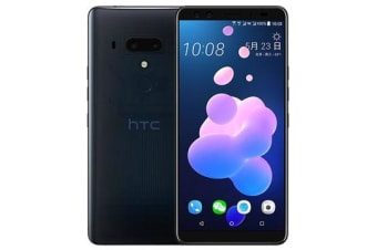 Brand New HTC U12+ Dual SIM 128GB 4G LTE Phone Blue (12MTH AU WTY)