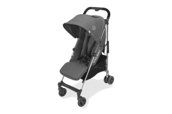 Maclaren Quest Arc Stroller Charcoal Denim