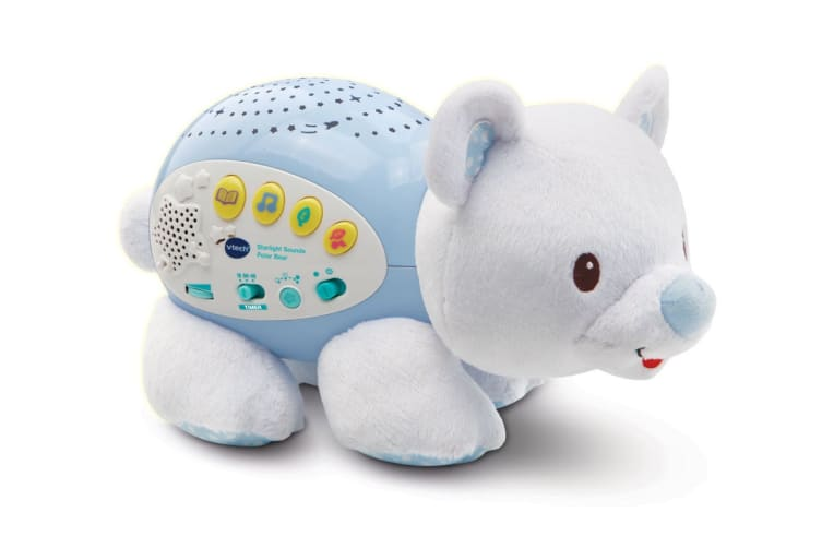 VTech Little Friendlies Starlight Sounds Polar Bear