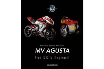 MV Agusta - From 1945 to the Present
