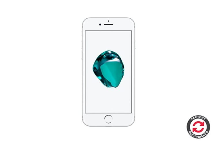Apple iPhone 7 Refurbished (32GB, Silver) - AB Grade