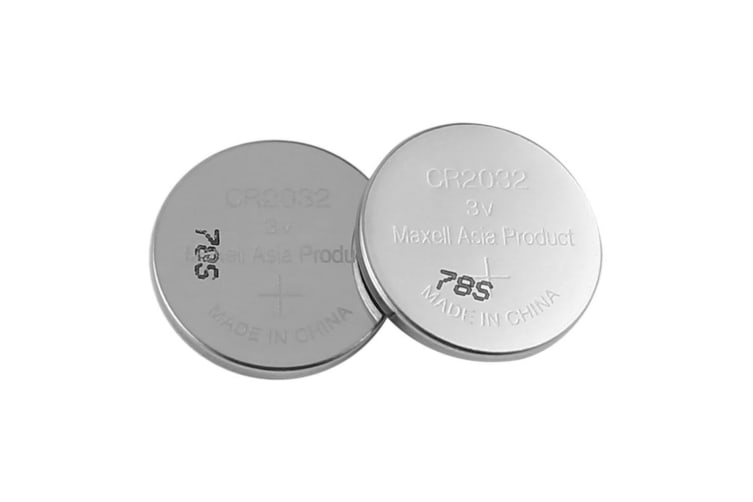 Maxell CR 2032 3V Coin button Lithium Battery Batteries