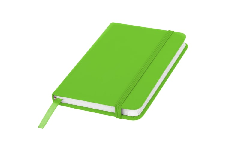 Bullet Spectrum A6 Notebook (Pack of 2) (Lime) (14 x 9 x 1.2 cm)