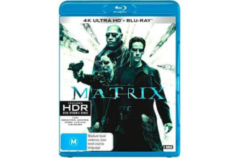 The Matrix (4K UHD/Blu-ray)