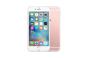 Apple iPhone 6s 128GB Rose Gold - Refurbished Good Grade