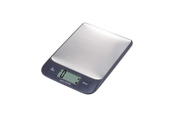 Acurite Stainless Steel Digital Kitchen Scale 1g/5kg