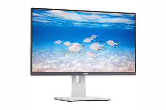 "Dell U-Series 27"" 16:9 2560 x 1440 QHD IPS LED UltraSharp Monitor (U2715H)"