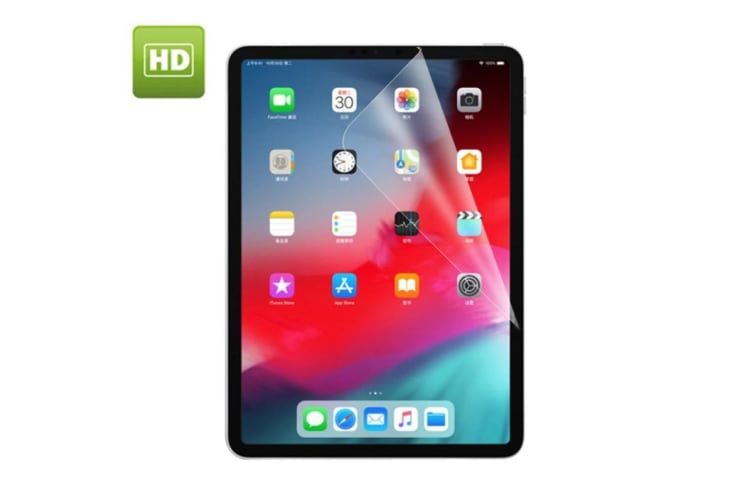 For iPad Pro 12.9 inch (2018) Full Screen Screen Protector Clear Protective Film