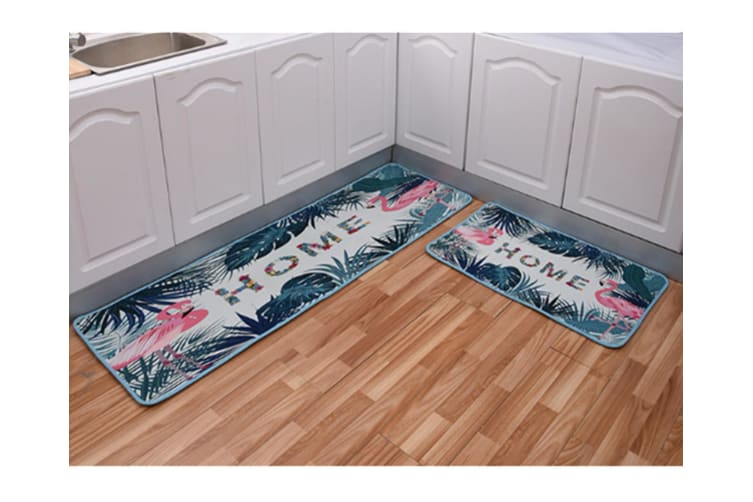 Non-Slip Kitchen Floor Mat Doormat Runner Rug - 5 , 60X90Cm