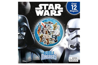 Bubble Magnets Star Wars