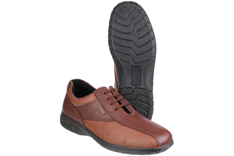 Cotswold Collection Salford W/P / Womens Shoes (Brown) (5 UK)