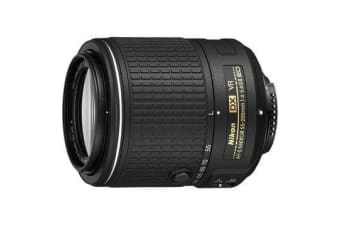 New Nikon AF-S DX NIKKOR 55-200mm f/4-5.6G ED VR II Lens (FREE DELIVERY + 1 YEAR AU WARRANTY)
