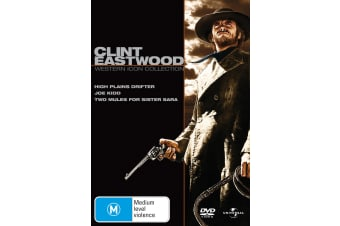 Clint Eastwood Collection DVD Region 4