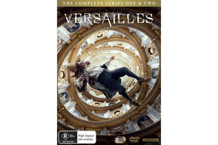 Versailles The Complete Series 1 & Two DVD Region 4