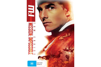 Mission Impossible DVD Region 4