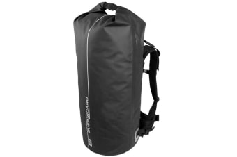 Overboard 60 Litre Backpack Dry Tube Black