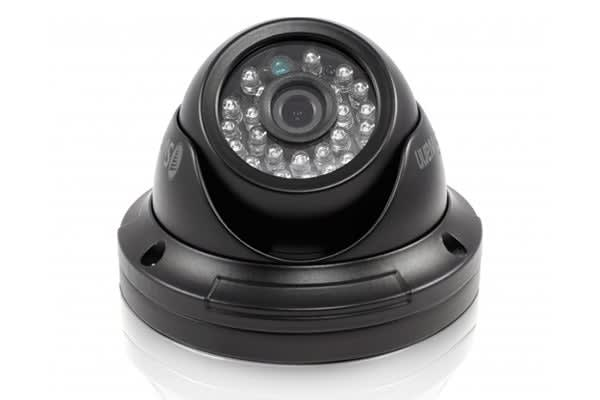 Swann 720P Multi-Purpose Day/Night Security Dome Camera Night Vision 100ft / 30m (SWPRO-H851CAM)