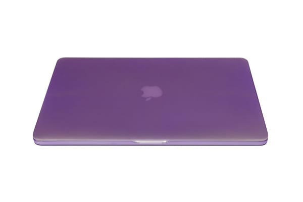 "Frosted Hard Cover for MacBook Pro 13"" (Amethyst)"