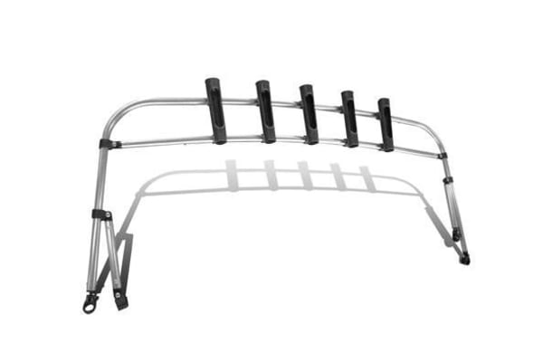 Fishing Rod Holder  Holds up to 5 Rods