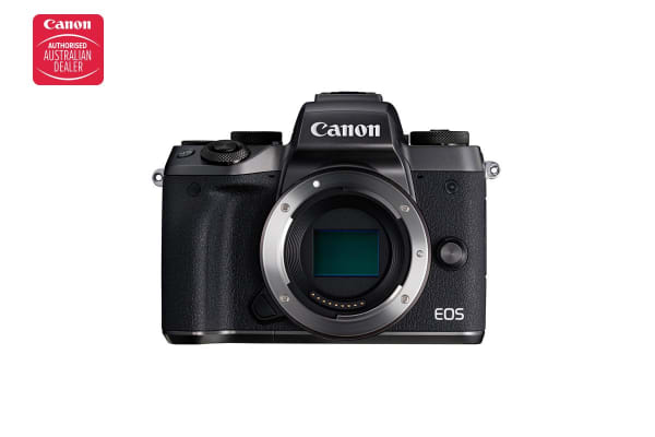 Canon EOS M5 Mirrorless Camera - Body Only