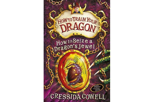 How to Train Your Dragon: How to Seize a Dragon's Jewel - Book 10
