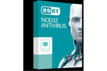 ESET NOD32 AntiVirus Retail Box Product - 1 User - 1 Year