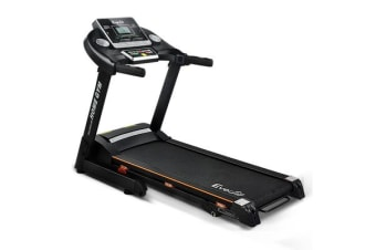 Home Electric 42cm Treadmill (Black)