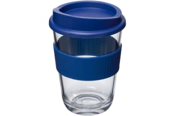 Americano 300ml Insulated Tumbler With Grip (Blue)